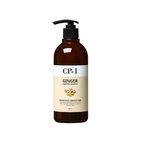 [Esthetic House] CP-1 Ginger Purifying Shampoo 500ml / 16.9oz K-beauty - BEST BEAUTIP