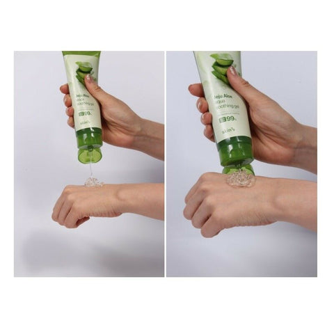 [Skin79] Jeju Aloe Aqua Soothing Gel 100g/3.52oz Tube Type K-beauty - BEST BEAUTIP