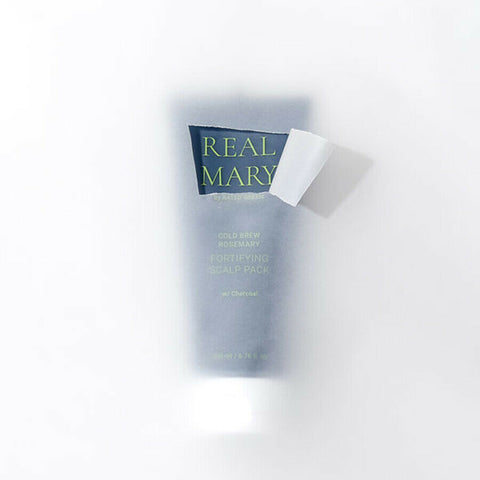[RATED GREEN] Real Mary Fortifying Scalp Pack 200ml / 6.76 fl.oz K-beauty - BEST BEAUTIP