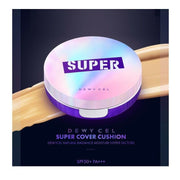 [DEWYCEL] Superple Cushion 15g Cover Cushion SPF50+PA+++ K-beauty - BEST BEAUTIP