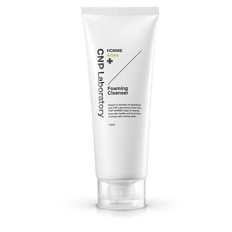 [CNP Laboratory] Homme A-Care Foaming Cleanser 150ml / 5oz for Man's Problematic Skin - BEST BEAUTIP