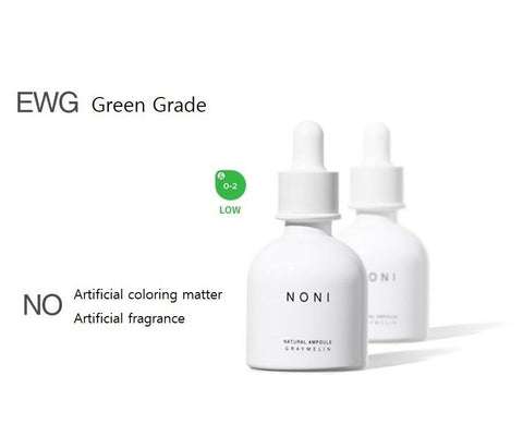 [GRAYMELIN] NONI Ampoule (Soothing) 30ml / 1oz Morida Citrifolia Extract K-beauty - BEST BEAUTIP
