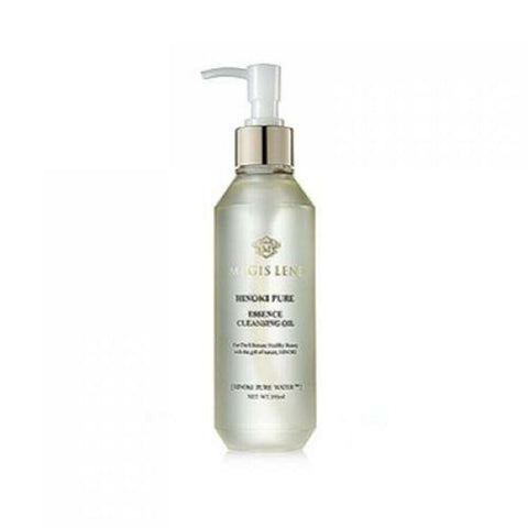 [MAGIS LENE] HINOKI Pure Essence Cleansing Oil 195ml / 6.59oz K-Beauty - BEST BEAUTIP