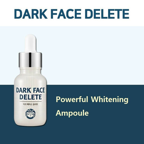 [bonamedusa] Dark Face Delete 30ml / 1oz K-beauty Powerful whitening ampoule - BEST BEAUTIP
