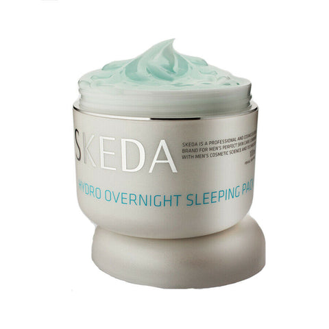 [SKEDA] Men's Skin Care Hydro Overnight Sleeping Pack 100ml / 3.38oz K-beauty - BEST BEAUTIP