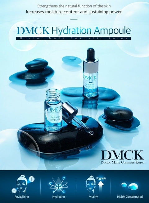 [DMCK] Hydration Ampoule 10ml x 5pcs K-beauty Revitalizing / Hydrating / Vitality - BEST BEAUTIP