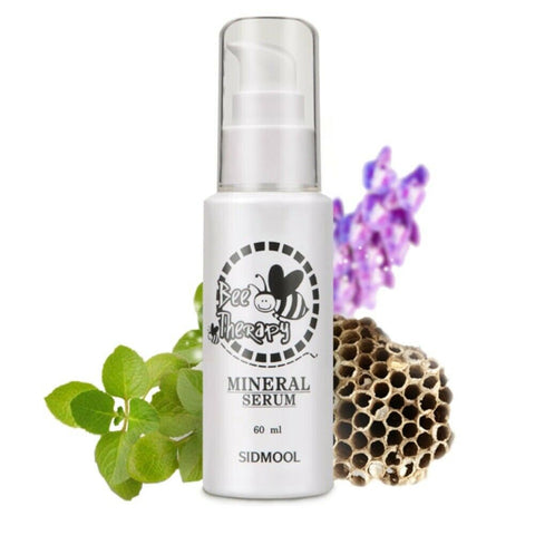 [Sidmool] Bee Therapy Mineral Serum 60ml / 2oz K-beauty with Mineral Water 38% - BEST BEAUTIP