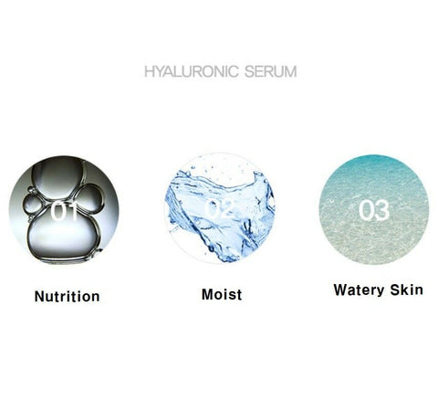 [GRAYMELIN] Hyaluronic Serum 50ml / 1.69oz intensive moisture K-beauty - BEST BEAUTIP
