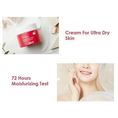 [isoi] MoistureZIP Cream for dry skin 50g /1.7oz K-beauty - BEST BEAUTIP