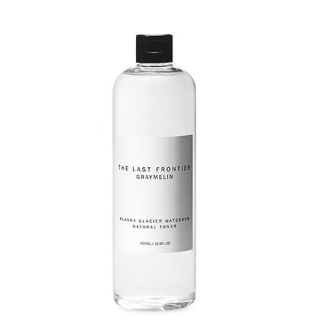 [GRAYMELIN] Alaska Glacier Water 85% Natural Toner 500ml / 16.9oz Toner K-beauty - BEST BEAUTIP
