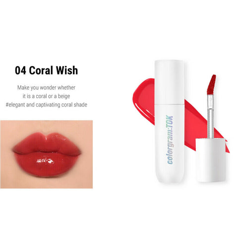 [colorgramTOK] Glow Pop Tint Colorgram TOK K-beauty IZ*ONE Lip Tint - BEST BEAUTIP