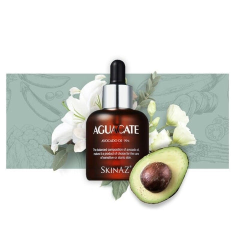 [SkinAZ] AGUACATE Avocado Oil 99.6% 30ml(1oz) K-beauty - BEST BEAUTIP