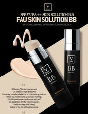 [FAU] Skin Solution BB Cream 30g / 1oz with Centella Asiatica Extract K-beauty - BEST BEAUTIP