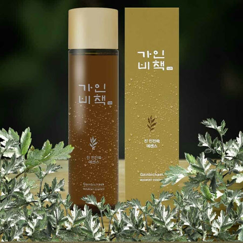 twinkidea - [GAINBICHAEK] Mugwort Essence 150ml / 5oz K-beauty Artemisia Capillaris Extract - GAINBICHAEK - Essences/Serums
