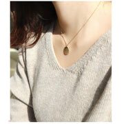[RITA MONICA] Aphrodite Necklace RD15-JZYN2 with case K-beauty - BEST BEAUTIP