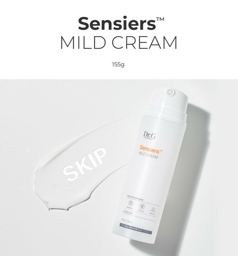 [Dr.G] Sensiers Mild Cream 155g / 5.46oz K-beauty Dry and sensitive skin care - BEST BEAUTIP