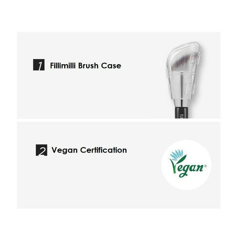 [Fillimilli] S Cutting Foundation Brush 823 K-beauty olive young - BEST BEAUTIP
