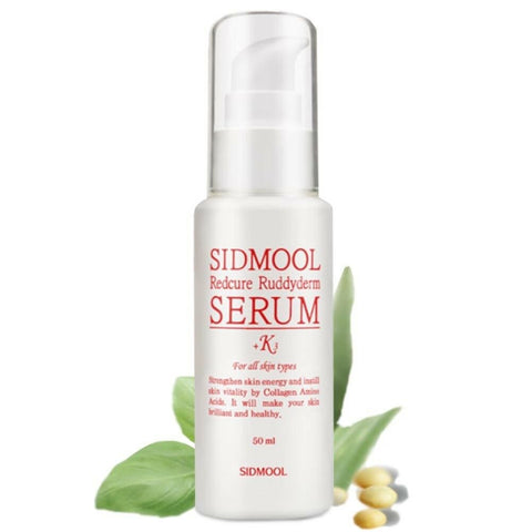 [Sidmool] Redcure Ruddyderm Serum 50ml / 1.69oz with Collagen Amino Acids K-beauty - BEST BEAUTIP
