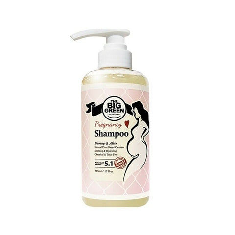 [BIGGREEN] Pregnancy Shampoo 505ml/17.0oz Natural Ingredients K-beauty - BEST BEAUTIP