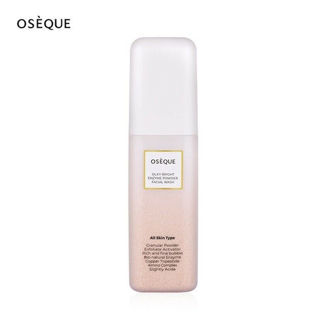 [OSEQUE] Silky Bright Enzyme Powder Facial Wash 50g/1.76oz K-beauty