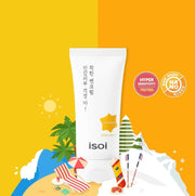 [isoi] Good Sunscreen 55ml/1.85oz SPF30 PA+++ Non-nona Physical sunscreen K-beauty - BEST BEAUTIP