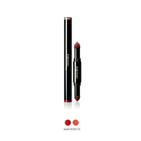 [VIDIVICI] Cushion Lip Dou Lip Tint 5 colors 1ea(0.9g X 2ea) K-beauty - BEST BEAUTIP