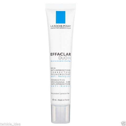[LA ROCHE-POSAY] Effaclar DUO Plus For ACNE Anti-Blemish Cream 40ml /1.35 fl oz - BEST BEAUTIP