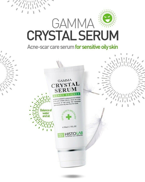 [Histolab] Gamma Crystal Serum 50ml / 1.7oz Acne-scar care serum K-beauty - BEST BEAUTIP