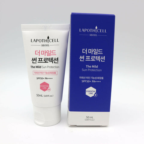 [LAPOTHICELL] The Mild Sun Protection 50ml/1.7oz SPF50 PA++++ K-beauty - BEST BEAUTIP