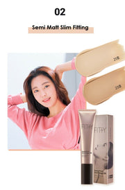 [FIT+Y] Sweat Proof Slimfit Vegan BB 45g / 1.58oz SPF 45 PA++ K-beauty - BEST BEAUTIP