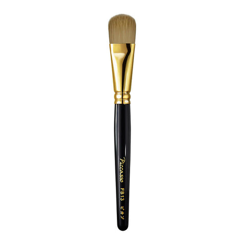 [PICCASSO Bursh] FB13 Foundation Brush 1EA Make up Brush - BEST BEAUTIP