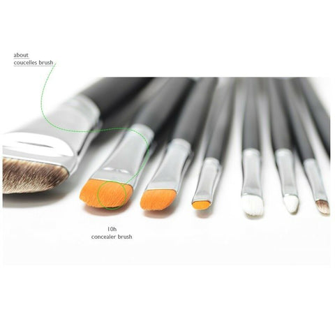 twinkidea - [Courcelles] Concealer Brush No.10 1EA Make-up Brush YouTube Hit Item K-beauty - Courcelles - Brushes