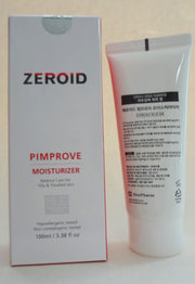 [ZEROID] Pimprove Moisturizer 100ml / 3.38oz Soothing Care K-beauty - BEST BEAUTIP