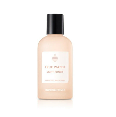 [THANK YOU FARMER] True Water Light Toner 155ml / 5.24oz K-beauty - BEST BEAUTIP
