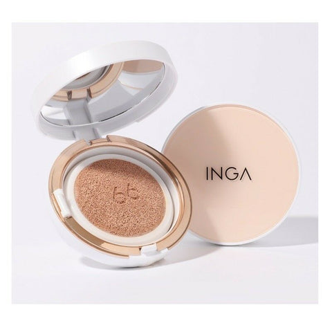 [INGA] 66 Dewdrop Essence Cushion 12g  2Color K-beauty - BEST BEAUTIP