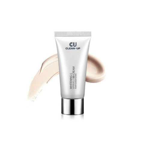 [CUSKIN] Clean-up Whitening & Wrinkle BB Cream 30ml(1oz) For Red, Sensitive Skin - BEST BEAUTIP