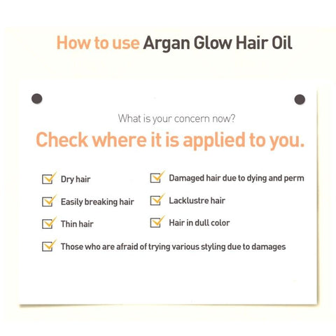 [CFC LAB] Argan Glow Hair Oil 110ml/3.7oz Hair Essence Treatment / K-beauty - BEST BEAUTIP