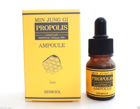 [Sidmool] Minjunggi Propolis 7500ppm 98% Ampoule 11ml/0.37oz for trouble skin - BEST BEAUTIP