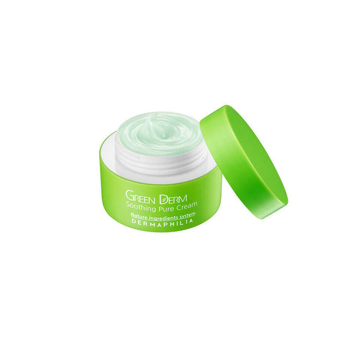 [DERMA PHILIA] Green Derm Soothing Pure Cream 50ml / 1.69oz K-beauty - BEST BEAUTIP