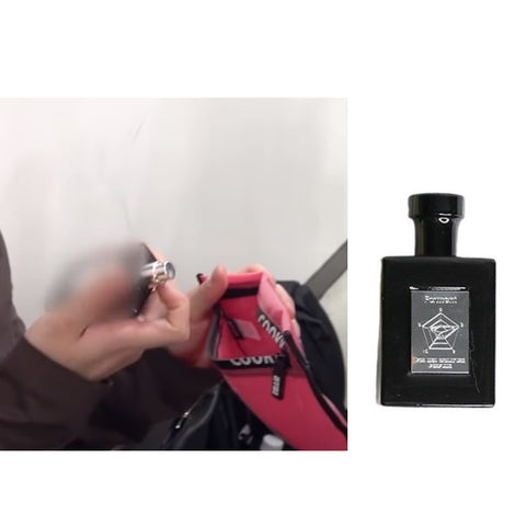 [Forment] Signature Perfume Cotton Series For Men 50ml (via FedEx) BTS Jungkook / Hug, Kiss, Success