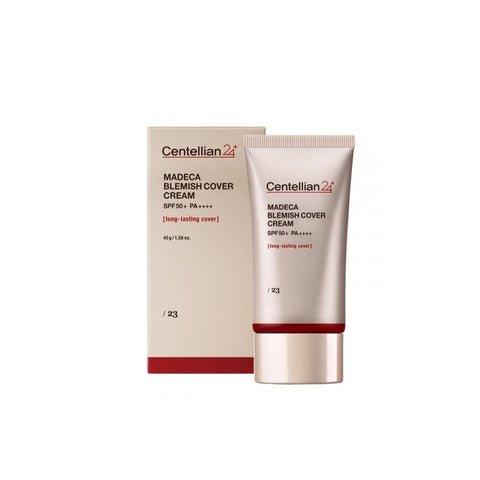 [Centellian24] Madeca Blemish Cover Cream SPF 50+ PA++++ 45g K-beauty - BEST BEAUTIP