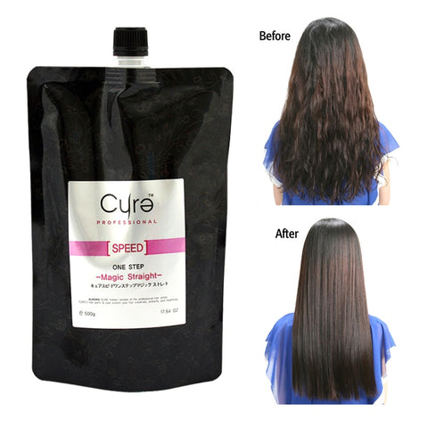 [Cure] One Step Japanese Magic Hair Straightening Treatment 500g / 17.6 oz - BEST BEAUTIP