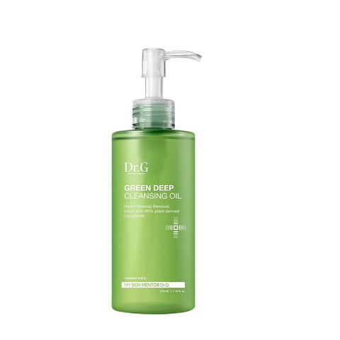 [Dr.G] Green Deep Cleansing Oil 210ml K-beauty - BEST BEAUTIP