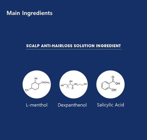 [Dr.SEED] Scalp Anti-hairloss Solution Tonic 100ml / 3.3 fl.oz K-beauty - BEST BEAUTIP