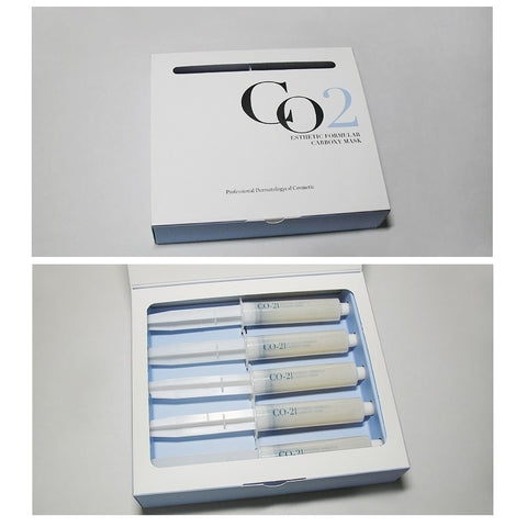 [Esthetic House] Carboxy System CO2 Gel Mask 1box (5EA) Skin care K-beauty - BEST BEAUTIP