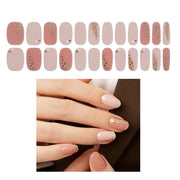 [GELATO FACTORY] HATTO HATTO FIT Basic Nail Marsala Cream 1set - BEST BEAUTIP