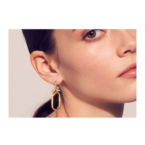 [HYERES LOR] Noailles Earring Silver 925 It's Okay to Not Be Okay Ye-ji wearing - BEST BEAUTIP