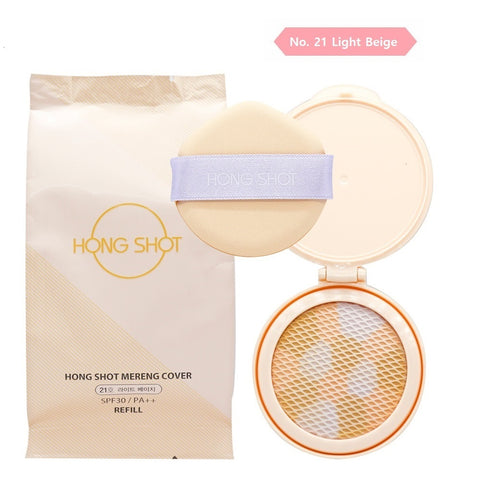 [HONG SHOT] Mereng Cover SPF30 PA++ K-beauty - BEST BEAUTIP