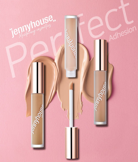 [JENNY HOUSE] Silk Fit Liquid Concealer 5g 3 Colors K-beauty jennyhouse - BEST BEAUTIP