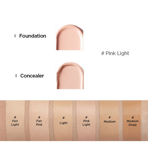 [JUNGSAEMMOOL] Essential Star-cealer Foundation SPF30++ K-Beauty Dual-textured - BEST BEAUTIP